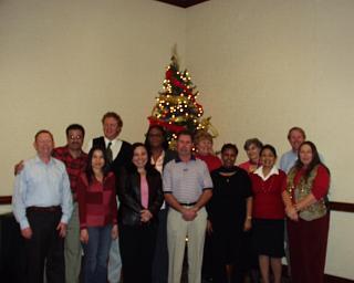 2006 Staff Retreat Photo